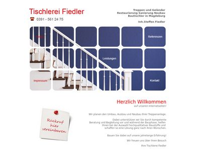 Roberto Fiedler Tischlerei