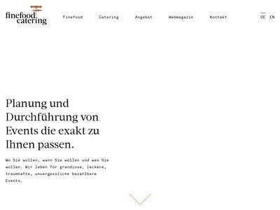 Fine food catering Fröhlich GmbH