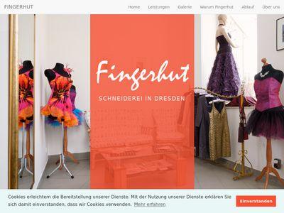 Schneiderei Fingerhut