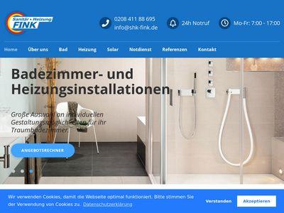 Fink Sanitär Heizung GmbH
