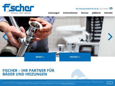 Fischer - Heizung & Bad