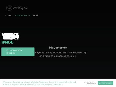 Fitness Studio City Nord