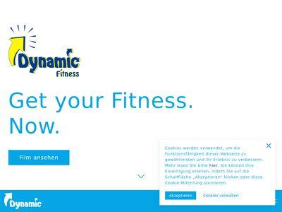 Dynamic Fitness Club UG (haftungsbeschränkt)