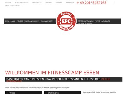 Essener Fitness Camp