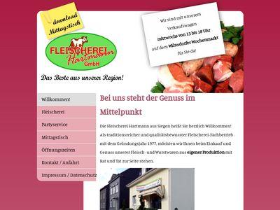 Fleischerei Hartmann GmbH