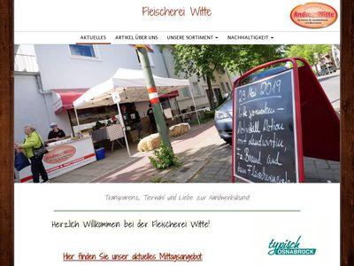 Fleischerei Andreas Witte