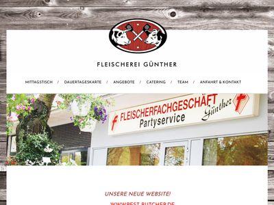 Fleischerei Günther