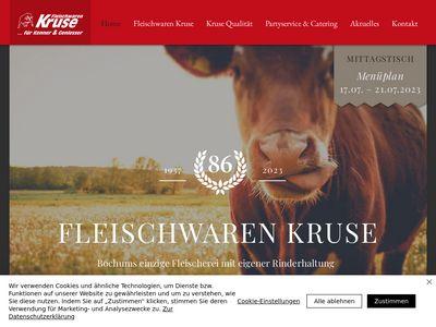 Fleischwaren Bernd Kruse e.K.