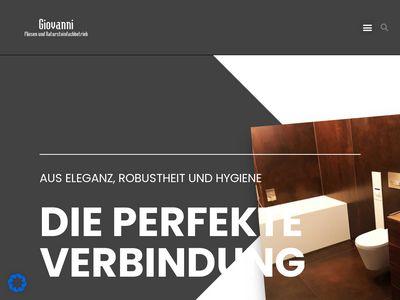 Fliesen Giovanni