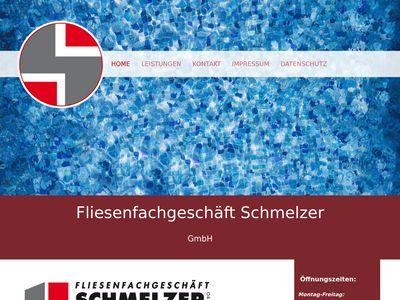 Fliesenfachgeschäft Schmelzer GmbH