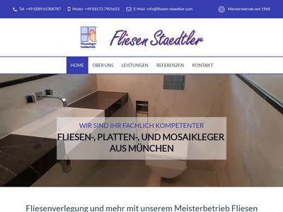 Fliesen Staedtler GmbH