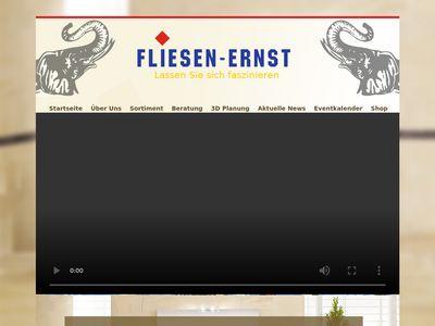 Fliesen Ernst, Gross- und Einzelhandels GmbH
