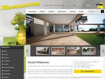 Fliesenzentrum GmbH Erfurt