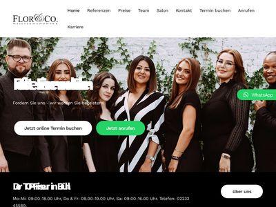 Friseursalon Flor&Co. Meisterhandwerk