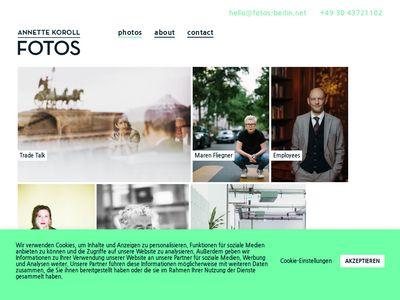Koroll Annette Fotos