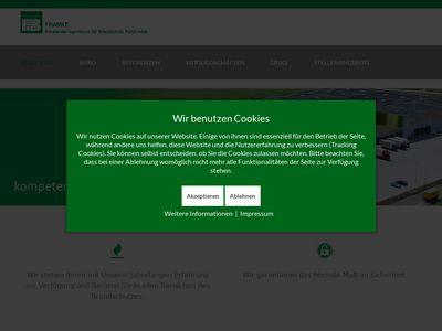 Franke Ingenieure f. Brandschutz GmbH
