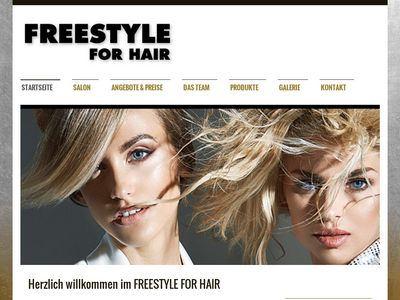 FREESTYLE FOR HAIR