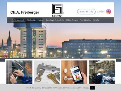 Freiberger Ch. A. Sicherheitssysteme