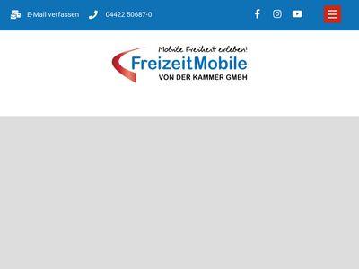 FreizeitMobile von der Kammer GmbH