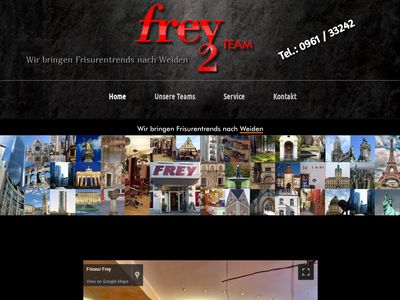 Friseur Frey II Team