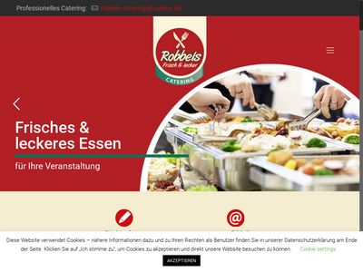 Robbels Frisch & Lecker-Catering