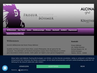 Friseur Böhmer