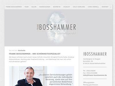 Friseur Frank Bosshammer