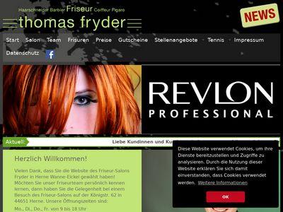 Friseur Fryder