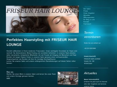 Hair Lounge Inh. Elke Thannheimer