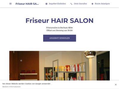 Friseur Bochum Hair Salon