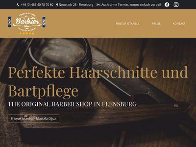 Friseur Istanbul & Barbier Shop Flensburg