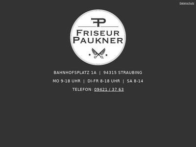 Friseur Paukner