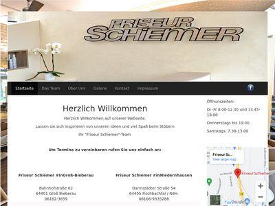 Friseur Schiemer