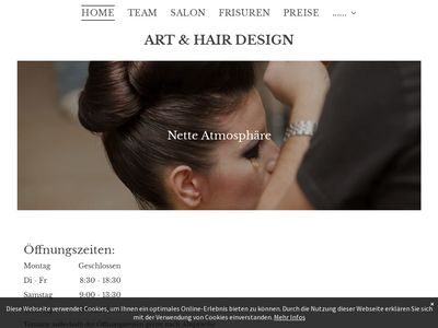 Art + Hair Design Kiel