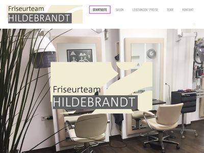 Friseurteam Hildebrandt
