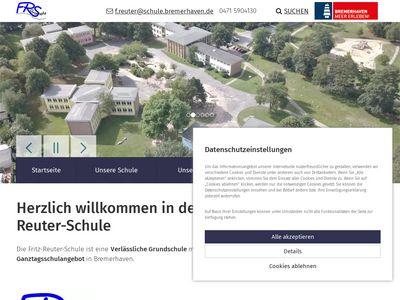 Allgemeinbildende Fritz- Reuter-Schule