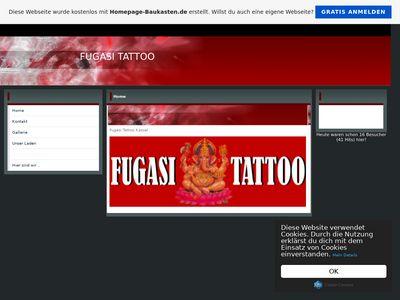 Tattoo & Piercing Tempel FUGASI