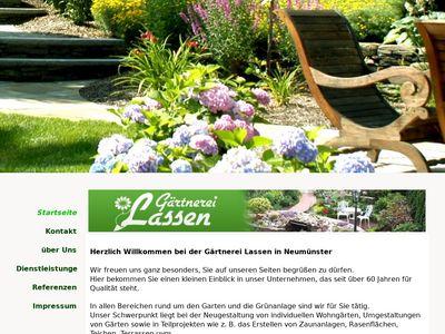 Gärtnerei Lassen