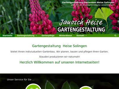 Gartengestaltung Heise