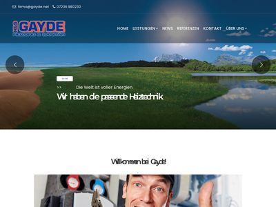 H + S Gayde Sanitär GmbH
