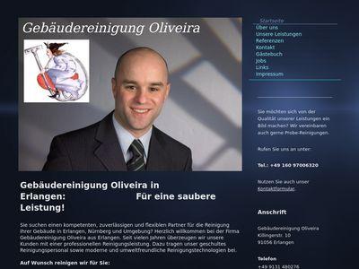 Gebäudereinigung Oliveira