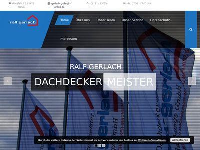 Ralf Gerlach Bedachungs-GmbH