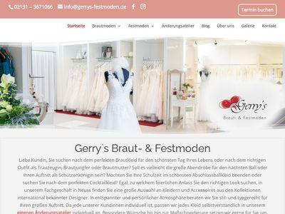 Gerry's Fest- und Brautmoden