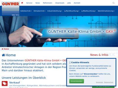 Günther Kälte-Klima GmbH