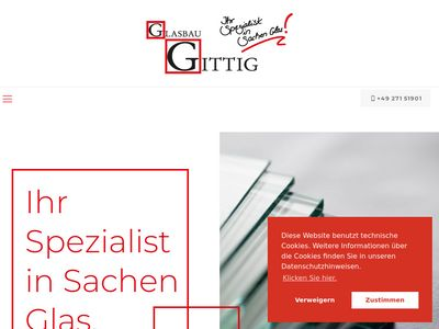 Glasbau Gittig GmbH