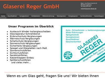 Glaserei Reger GmbH