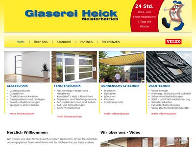 Heick Andre Glaserei
