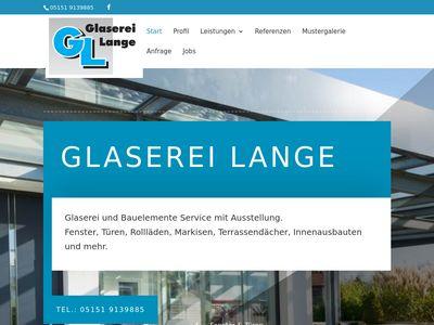 Glaserei & Bauelemente Service GmbH