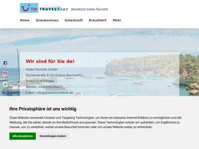 Reisebüro Globo Touristik GmbH