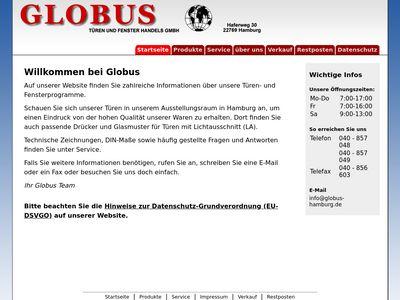 Globus Türen + Fenster Handels GmbH